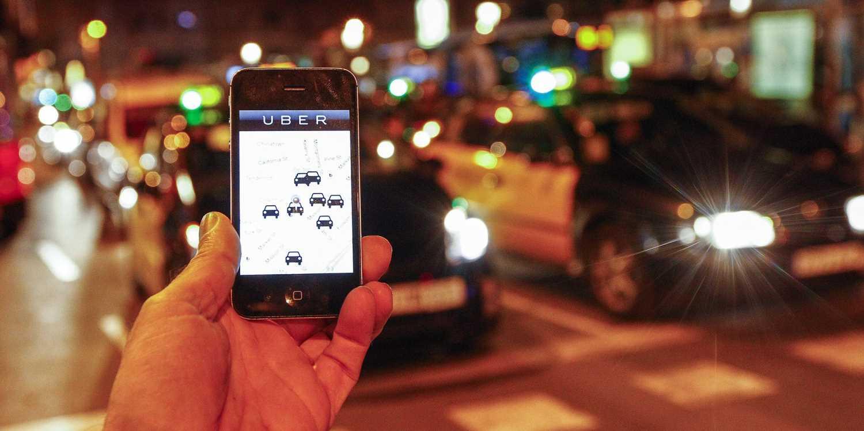 uber reclamaciones