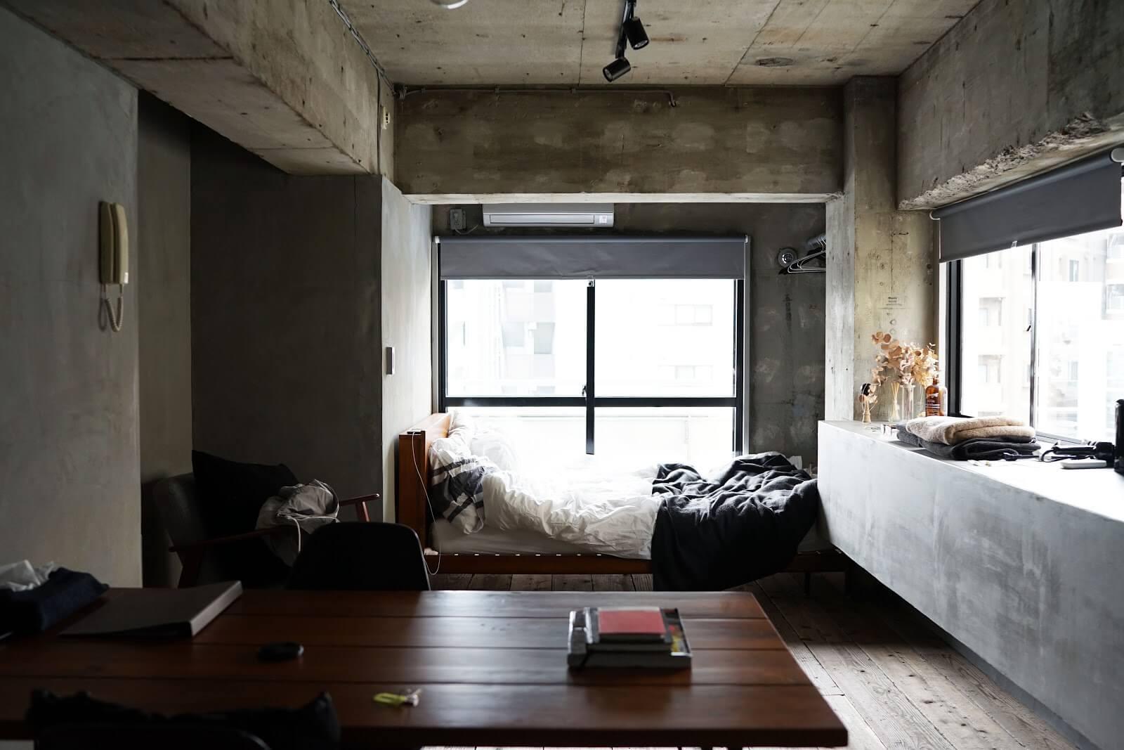 Calculadora Airbnb: un apartamento estudio urbano