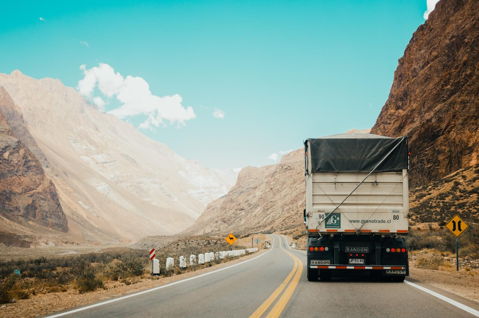 Aprende a convertirte en conductor de camión