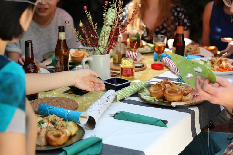 Cómo convertirse en anfitrión en el Servicio de Cocina Social