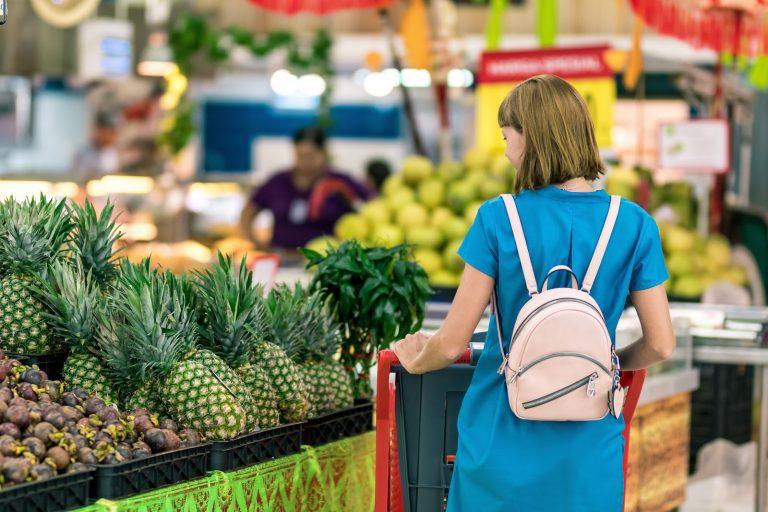 Guía de entrega de comestibles FreshDirect para compradores