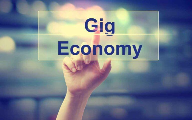 ¿Por qué la economía Gig está sacudiendo el mundo?