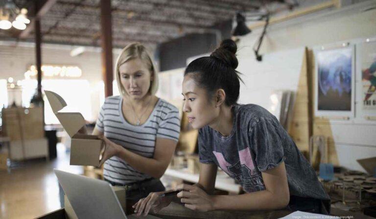 Cómo la economía GIG está cambiando el trabajo para las mujeres