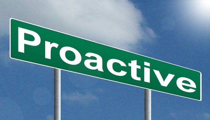 ¿Qué significa Proactive Sign Proactive Sign 2