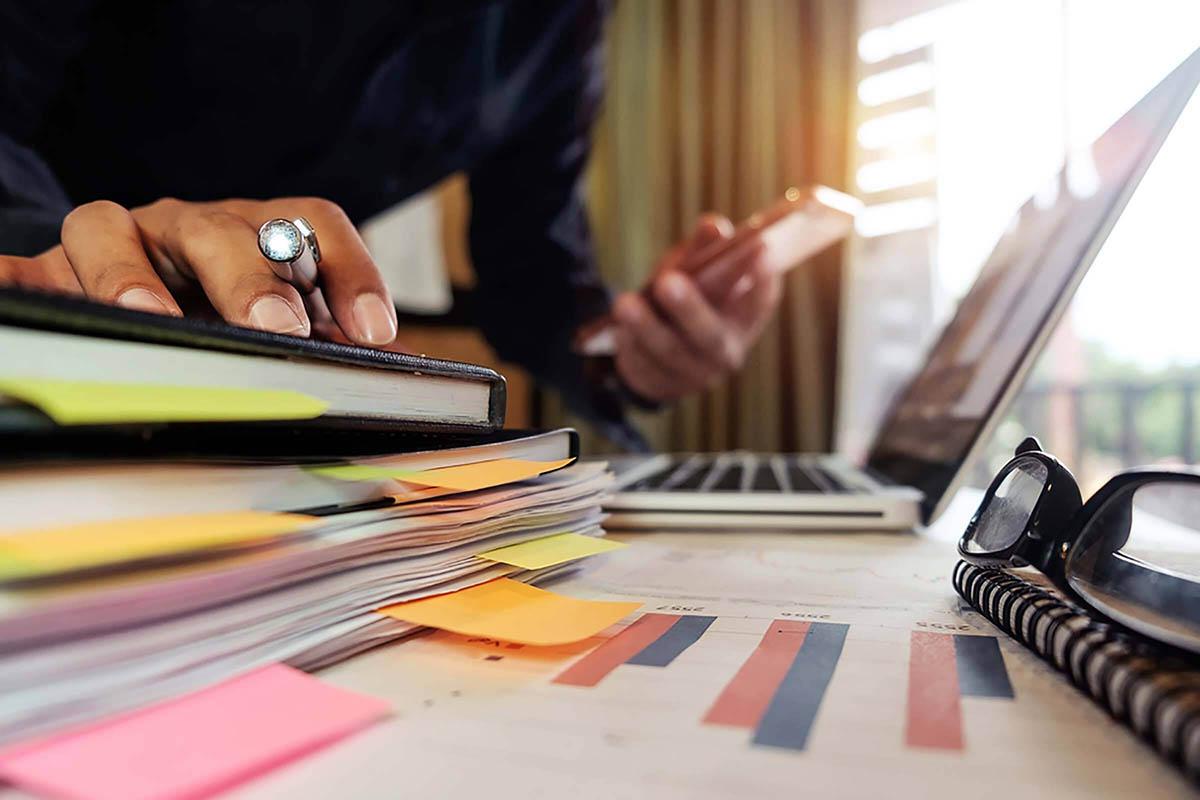 Competencia organizativa: etiquetar todo.