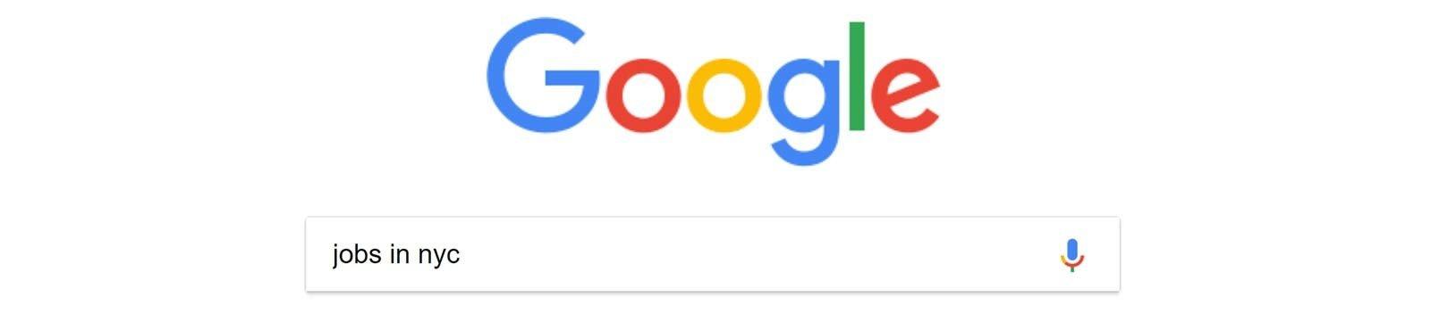 google seachbox