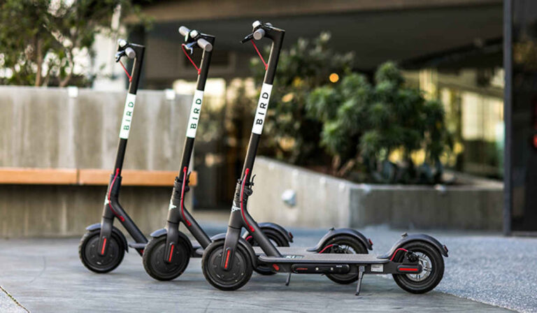 Bird Scooters : La Guía Definitiva