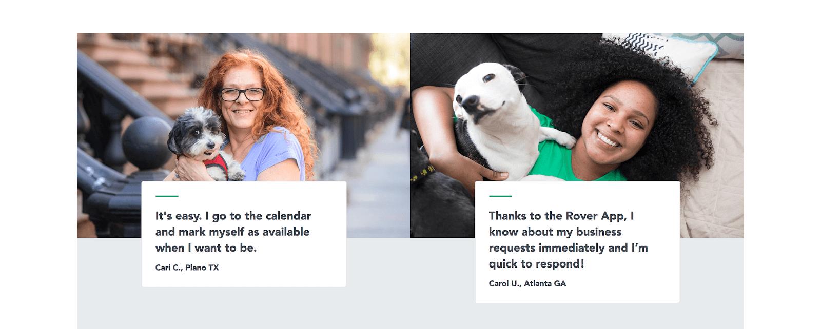 Cómo convertirse en un paseador de perros: reseñas de Rover