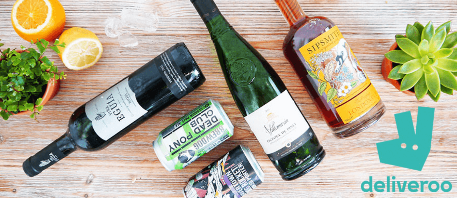 Dónde encontrar un código promocional de Deliveroo y cómo usarlo - Entrega de alcohol