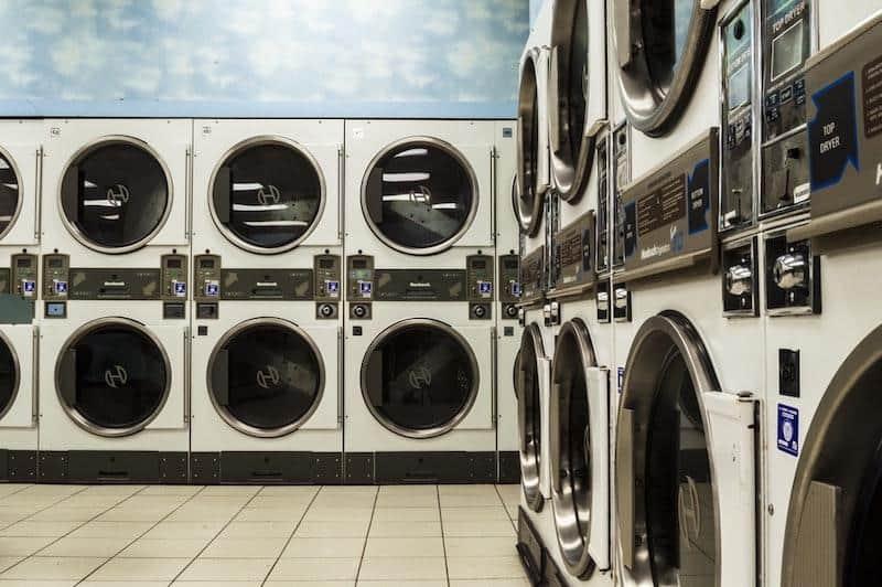 Las mejores ideas de negocio Servicio de lavandería móvil