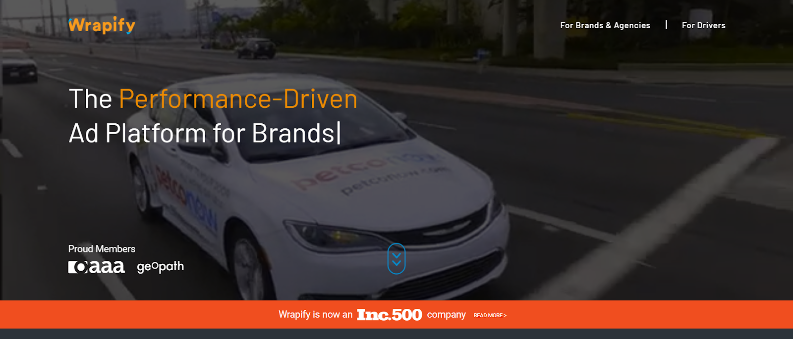 Wrapify, una forma de ganar dinero por anunciar en su automóvil