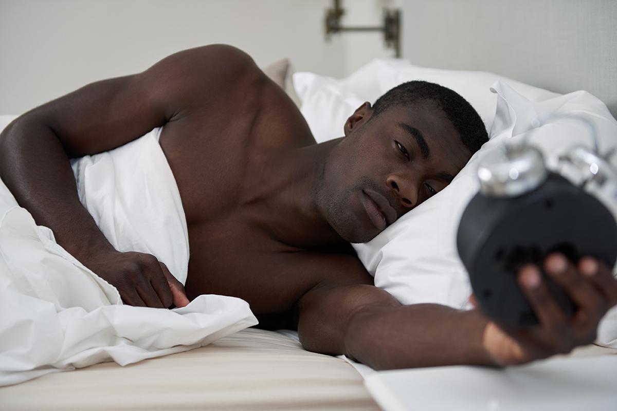 Su trabajo ya no es adecuado para usted si tiene dificultades para levantarse por la mañana.