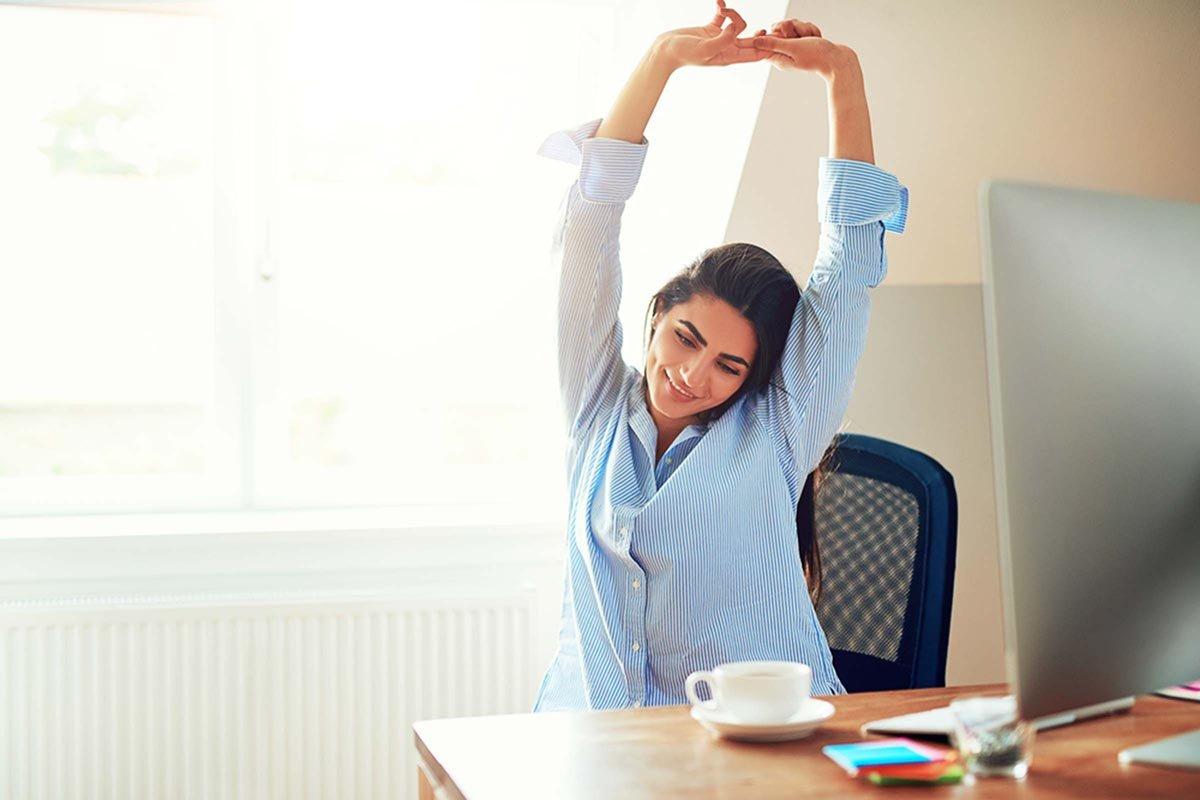 Habilidades relacionales buscadas: mantener el buen humor bajo presión.