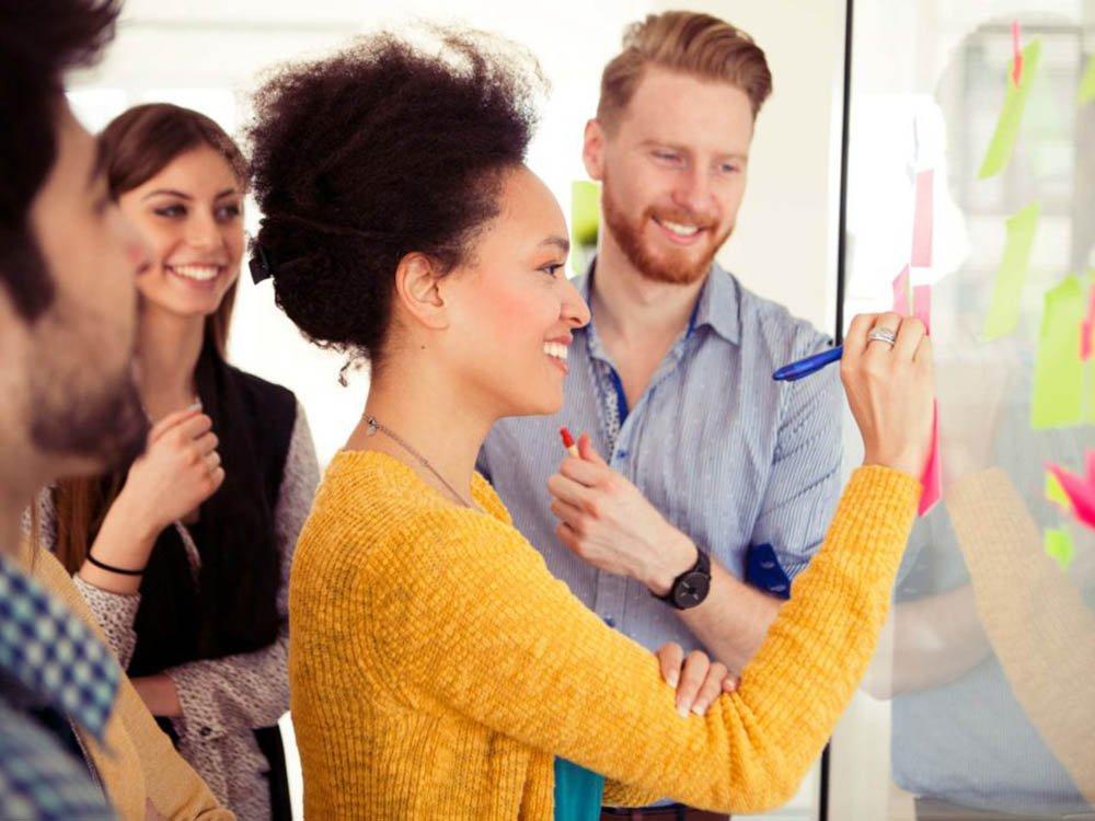 Un colega que se lleva todo el mérito no es digno de confianza.