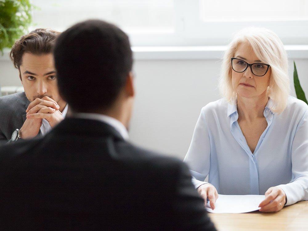 """Durante una entrevista de trabajo, aprenda a responder la siguiente pregunta: """"¿Cuál es tu mayor punto débil?"""""""