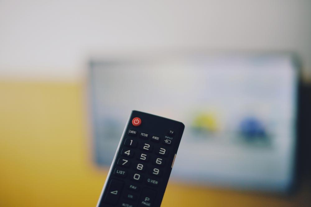 Profesiones inusuales: espectador de televisión profesional