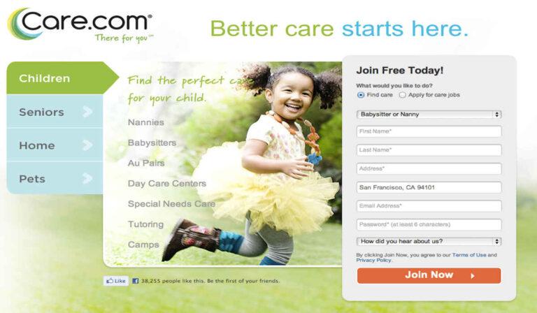 Descubra cómo evitar las estafas de Care.com