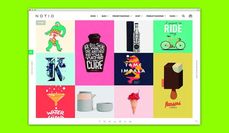 Gana nuevos clientes con tu portafolio de diseño gráfico