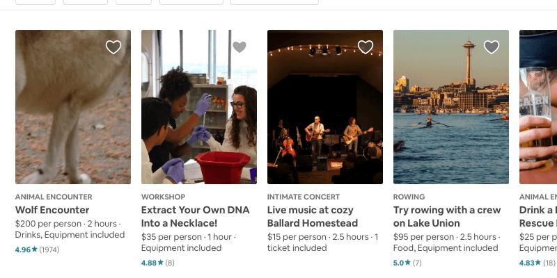Experiencias Airbnb: Experiencias de impacto social cerca de Seattle en Airbnb