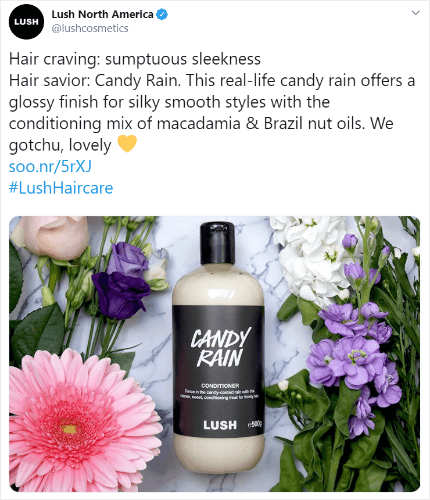 promociona tus propios productos en twitter