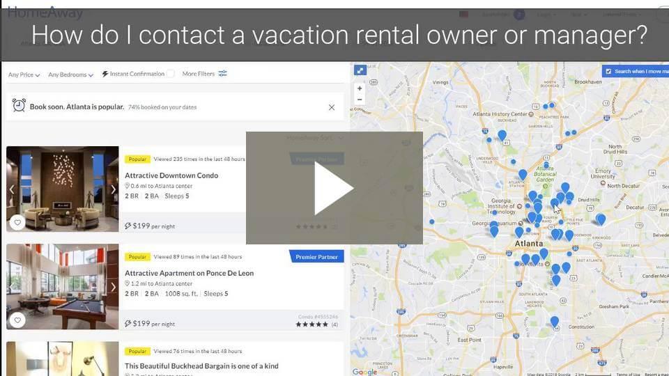 Servicio de atención al cliente de HomeAway: número de teléfono, asistencia técnica por chat y centro de ayuda: vídeo tutorial