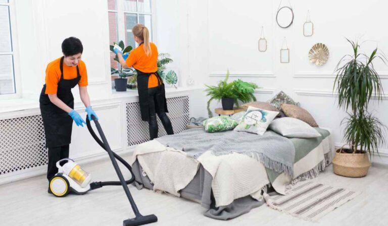 Cómo encontrar un servicio de limpieza experto en Airbnb