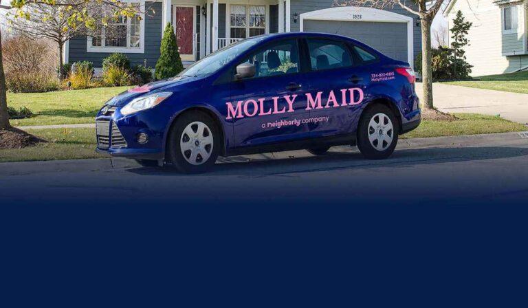 Que es Molly Maid y como conseguir un trabajo con ellos en la limpieza del hogar