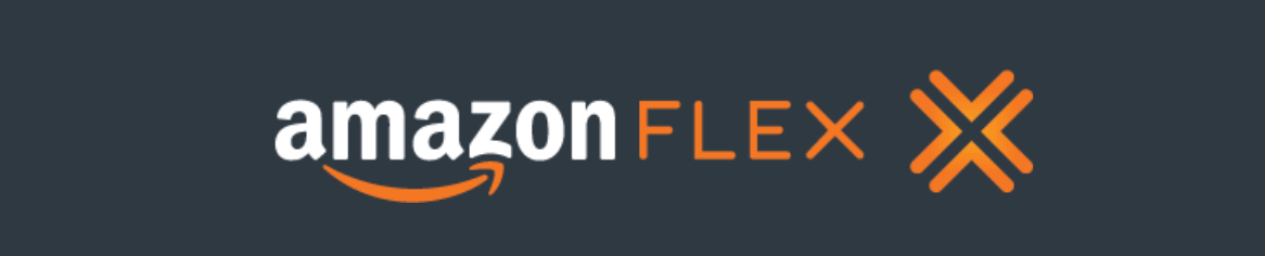 Trabajos de entrega: logotipo de Amazon Flex