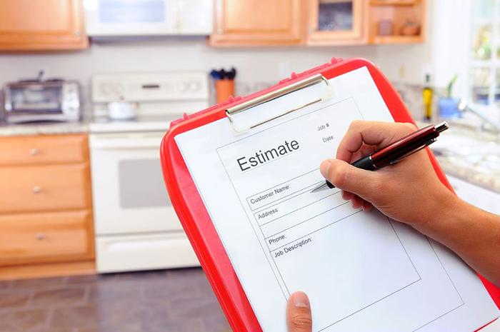 cómo dar un presupuesto de limpieza de la casa