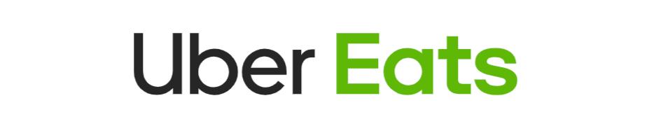 Trabajos de reparto: Uber Eats  logo