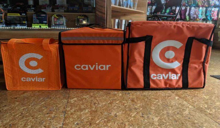 La mejor manera de utilizar la entrega gratuita de Caviar