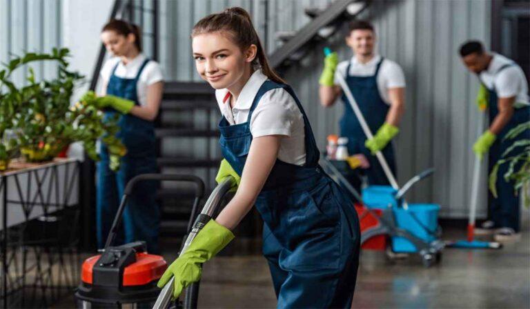 Cómo iniciar un negocio de limpieza desde cero
