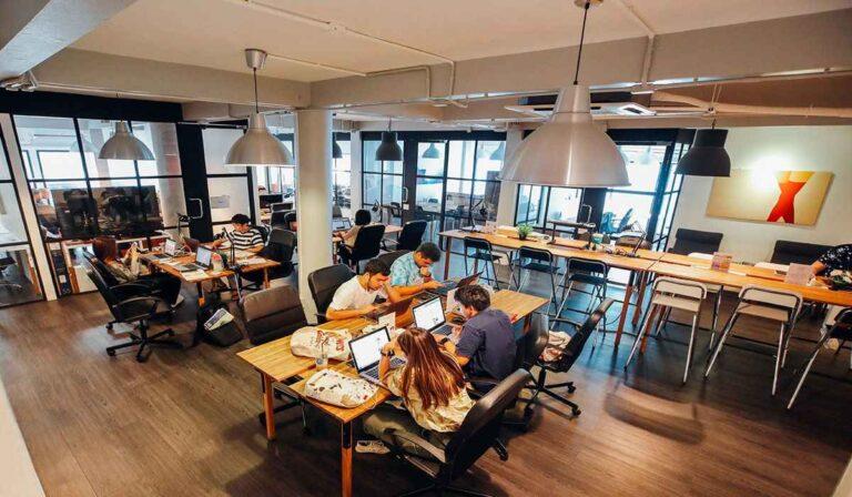 Cómo iniciar un negocio de espacio de trabajo compartido o coworking en 7 sencillos pasos