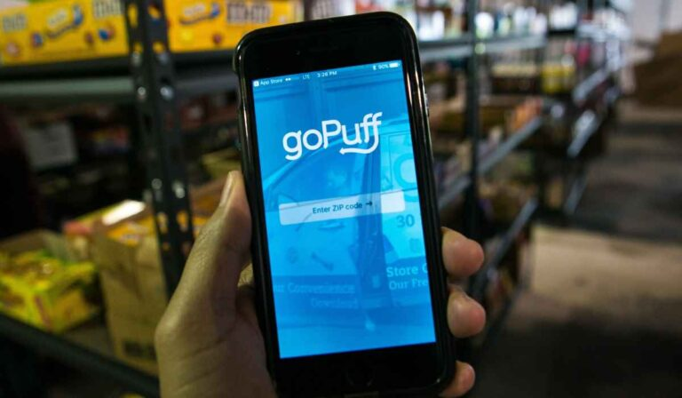 La guía definitiva de GoPuff [Para Clientes y Conductores]