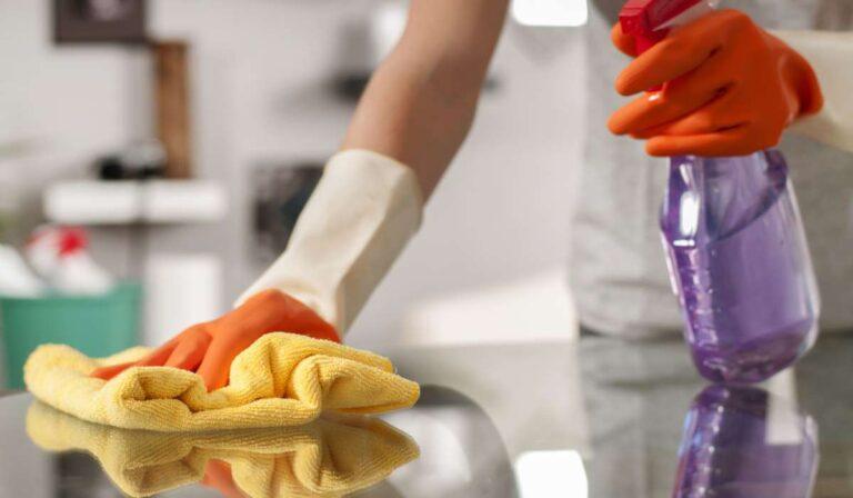 17 lugares para encontrar trabajos de limpieza de casas en línea