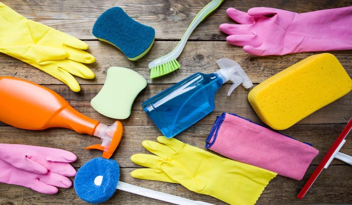 limpieza de casas - accesorios