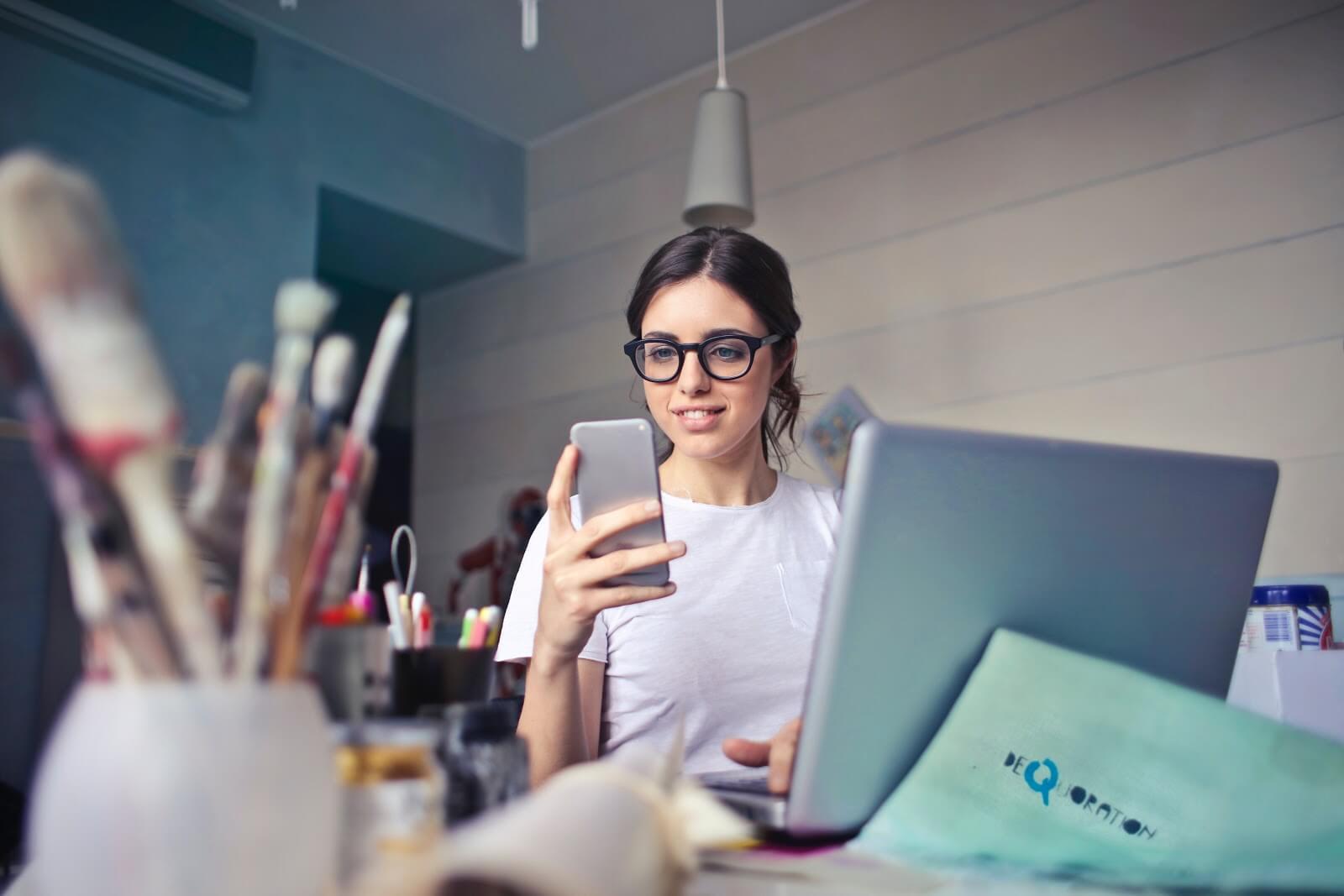 Buscar trabajos en línea para adolescentes