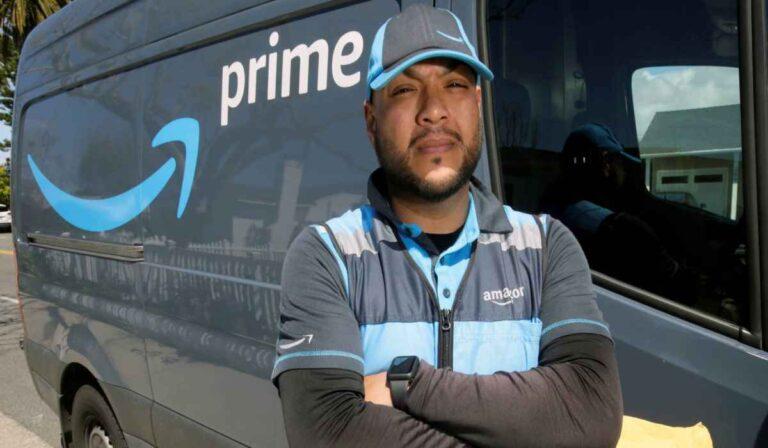 ¿Es el trabajo de conductor de entrega de Amazon adecuado para usted?
