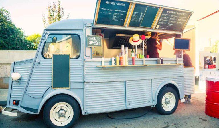 Cómo iniciar un negocio de camiones de comida en 9 sencillos pasos