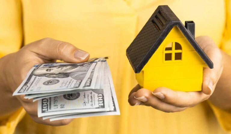 Por qué no debería pagar todo el dinero en efectivo por una casa