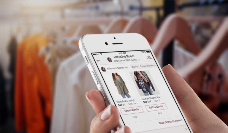 Como vender en Poshmark y ganar dinero en efectivo con la ropa que no necesita