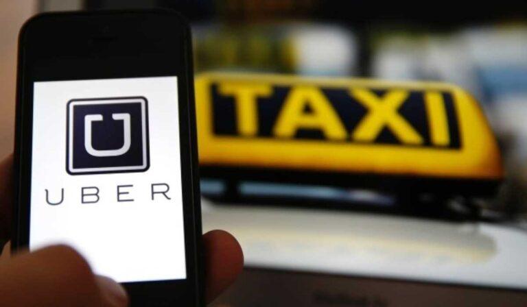 Uber vs.Taxi: ¿cuál es más barato?