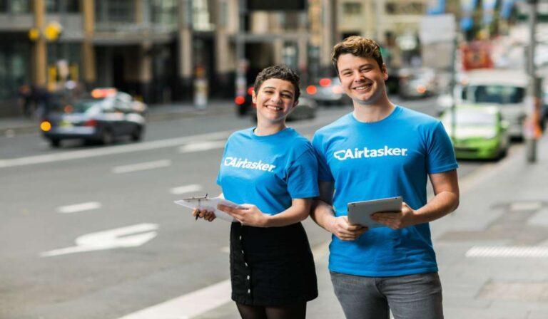 ¿Qué es Airtasker?  Gane dinero extra en su comunidad
